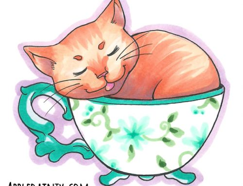 Teatime Kittens