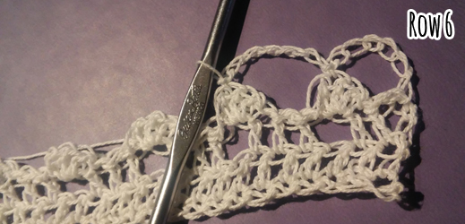 Tutorial And Free Pattern Crochet Lace Collar With Ribbon Appledainty