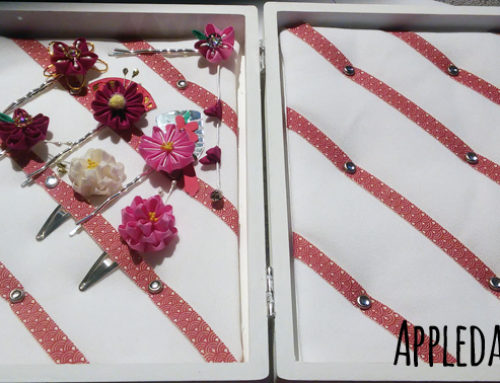 Tutorial: Kanzashi Display Case