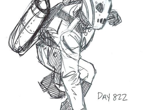 March 2017 Sketchdump