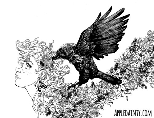 Keyleth & The Raven