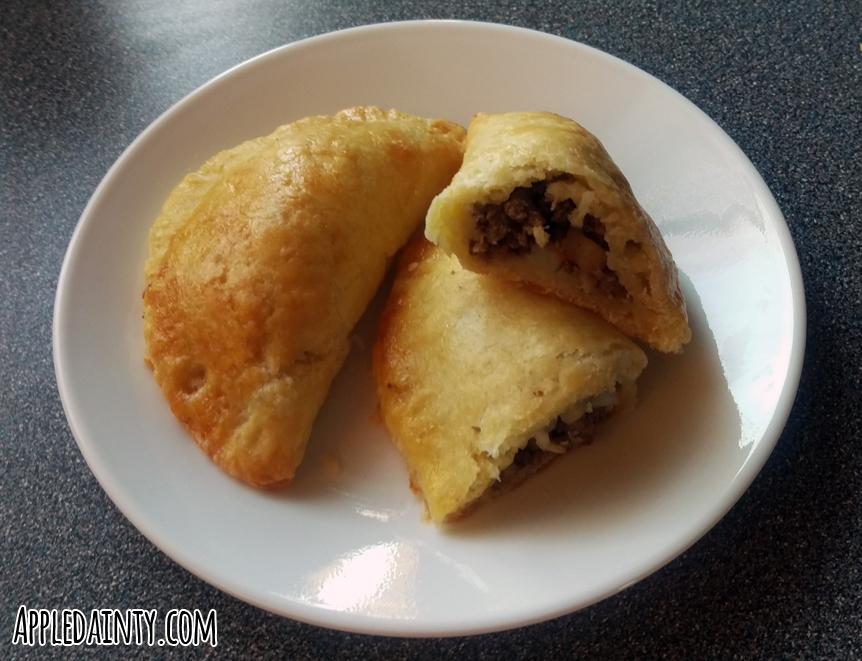 Glenda Sugarbean's Ploughman's Pies