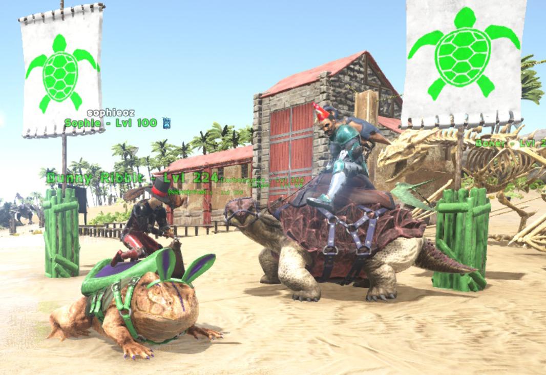 Ark: Survival Evolved – Dodo Fest!