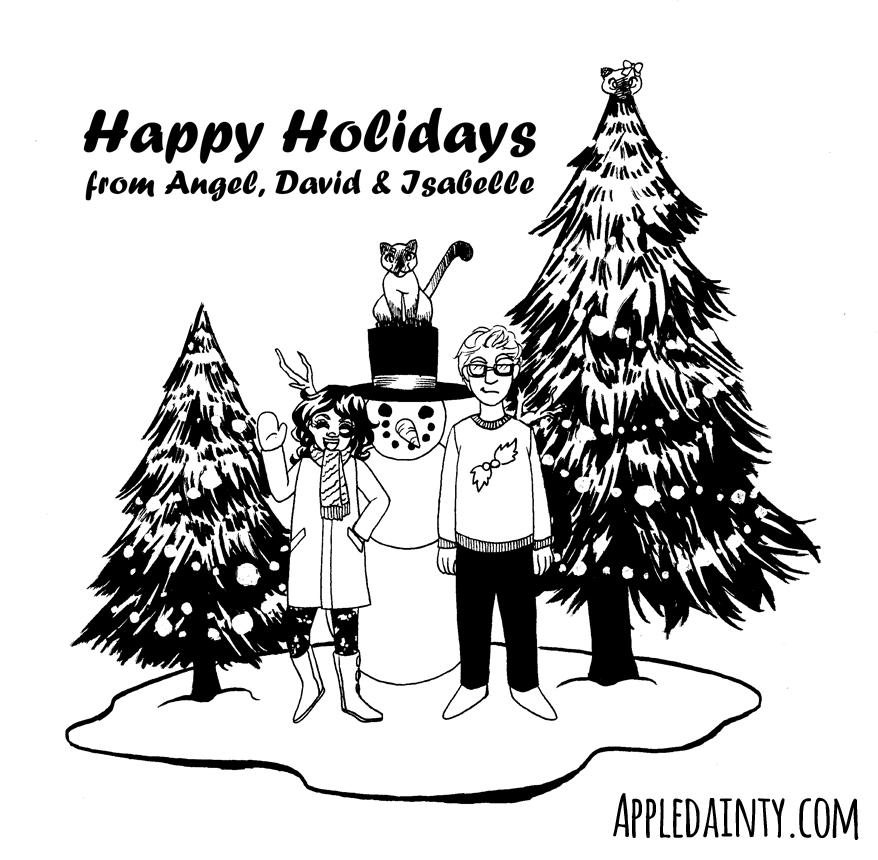 Merry Catmus & Happy Holidays!
