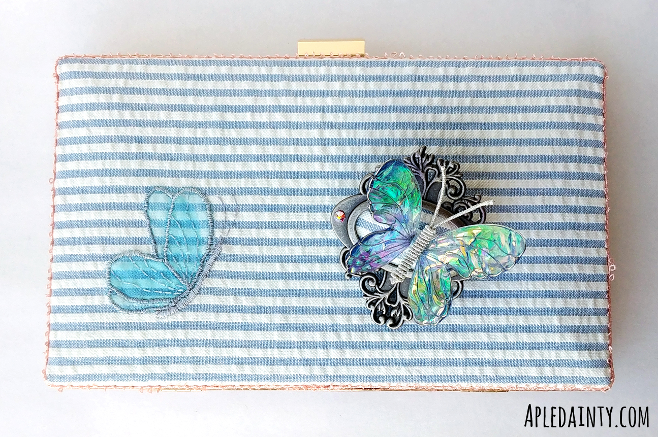 Butterfly Clutch and Obidome & Appledainty now on Twitch!